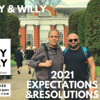 Wesley & Willy Season 2: Eps 4 - 2021 Expectations and Resolutions